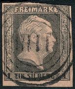 Stamp German States PRUSSIA 1850-56 1sg Used Lot22 - Preussen