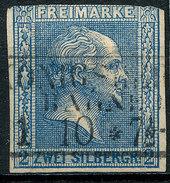 Stamp German States PRUSSIA 1858-60 2sg Used Lot53 - Preussen