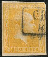 Stamp German States PRUSSIA 1858-60  3sg Used Lot79 - Preussen