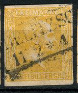 Stamp German States PRUSSIA 1858-60  3sg Used Lot85 - Preussen