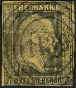 Stamp German States PRUSSIA 1850-56 3sg Used Lot89 - Preussen