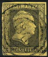 Stamp German States PRUSSIA 1850-56 3sg Used Lot91 - Prusse