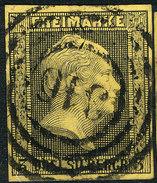 Stamp German States PRUSSIA 1850-56 3sg Used Lot96 - Preussen