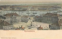 KJOBENHAVN AMALIENBORG DANEMARK - Denmark