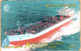 Ascension - 268CASB, GPT, Maersk Ascencion, 5000ex, 1998, Used - Ascension