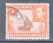 K.U.T. 68   (o) - Kenya, Uganda & Tanganyika