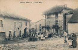 39 - GIGNY - Jura - La Petite Place - France