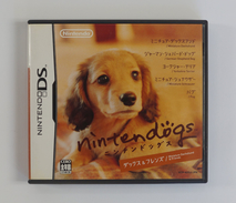 Nintendo DS Japanese : Nintendogs: Dachshund & Friends NTR-ADGJ-JPN - Electronic Games