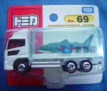 """ Umi Ryokan Truck "" ( TOMY ) - Cars & 4-wheels"