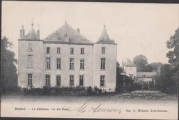 Bonlez - Le Chateau Vu Du Parc Chaumont-Gistoux Imp. L. Michaux Grez-Doiceaux - Chaumont-Gistoux