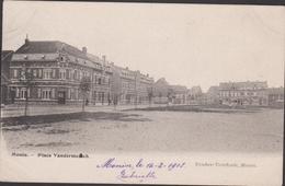 Menen Menin Place Vandermeersch 1908 - Menen