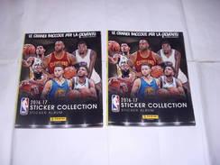 Panini / ALBUM  NBA  2016-17 - Basketball - NBA