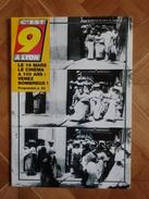 JOURNAL MENSUEL REVUE MUNICIPALE C 'EST 9 A LYON  N° 65 MARS 1995 LE 19 MARS LE CINEMA A 100 ANS - 1950 - Today