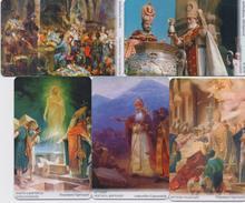 ARMENIA PHONECARDS 1700 ANNIVERSARY OF CHRISTIANITY PROCLAMATION(no Cn)-3/01-DUMMY(bx1)