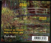 France 4479 4480 F Jardins De France Neuf TB ** MNH Sin Charnela Prix De La Poste  4.44 - Francia