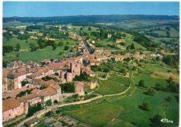 Saône Et Loire - SEMUR-en-BRIONNAIS - Vue Aérienne - Otros Municipios
