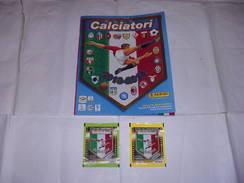 Panini / ALBUM  CALCIATORI 2013-14 + FILM CAMPIONATO - Football