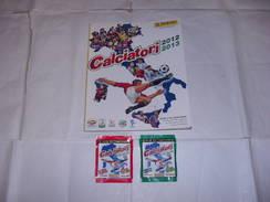 Panini / ALBUM  CALCIATORI 2012-13 + FILM CAMPIONATO - Football