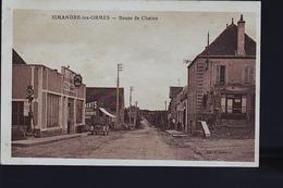 SIMANDRE LES ORMES - Francia
