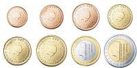 @Y@  Nederland    Serie  2010   1 Ct - 2 Euro   UNC  8  Munten - Paesi Bassi
