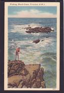 Old Postcard Of Fishing,North Coast,Trinidad,B.W.I. ,J61. - Trinidad