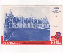 Buvard Mazda Chateau JOSSELIN Morbihan - Electricité & Gaz