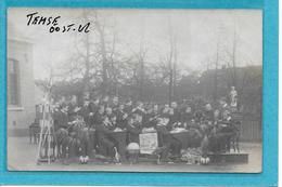 TEMSE: FOTOKAART-CARTE- PHOTO- SCHOOLFOTO 1908 - Temse