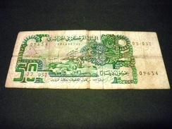 ALGERIE 50 Dinars 01/11/1977,pick KM N° 130 ,ALGERIA - Argelia