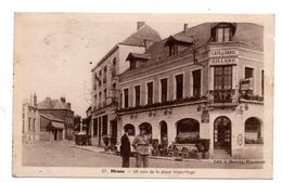CPA #HIRSON-un Coin De La Place Victor-hugo - Hirson