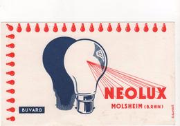 Buvard Ampoule Neolux - Electricité & Gaz