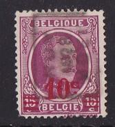 Huy 1928  Nr. 4415A Hoekje Linksonder - Préoblitérés