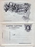 Entier Joffre Neuf. Notre Merveilleux 75 TTB état. Couleur Gris - 1914-18