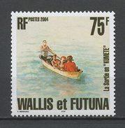 WALLIS Et FUTUNA 2004 N° 615 ** Neuf MNH Superbe Bateaux, Boats, Ships. Kumete Transports