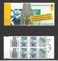 BUNDESREPUBLIK DEUTSCHLAND MH Mi-Nr. 29 B Postfrisch - Markenheftchen