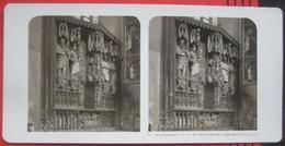 Stereofoto: Deutschland Bayern Rothenburg Ob Der Tauber (AN) - St. Jakobskirche: Sakramentshäuschen - Stereoscopio