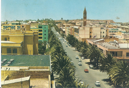-Asmara-  Avenue Hailè Sellasie I - Edz.Foto Eritrea -Asmara - Eritrea