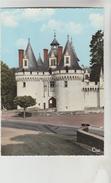 CPSM DISSAY (Vienne) - L'entrée Du Château Du XV° - France