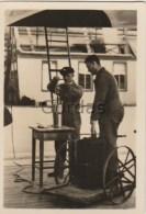 Greiling Tauschscheine - Zeppelin Weltfahrten - Nr. 127 - Photo 40x60mm - Cigarette Cards