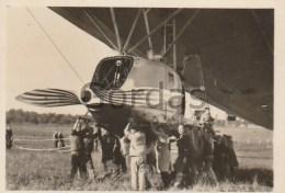 Greiling Tauschscheine - Zeppelin Weltfahrten - Nr. 121 - Photo 40x60mm - Cigarettes