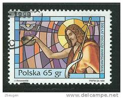 POLAND 1998 MICHEL No: 3723 USED /zx/ - 1944-.... Republik