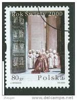 POLAND 2000 MICHEL NO: 3820 USED - 1944-.... Republik