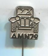 JEEP, AMN -  Car, Auto, Automotive, Vintage Pin, Badge, Abzeichen - Audi