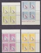 Europa Cept 1962 Lundy  4v Bl Of 4 ** Mnh (BL103) - 1962