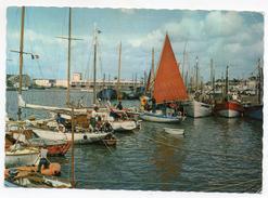 Cpsm 85 - Les Sables D'Olonne - Le Port - Flamme : Exposition Foire 1964 - Sables D'Olonne