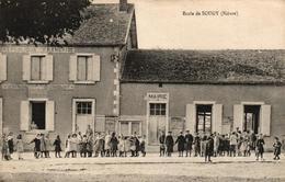 ECOLE DE SOUGY -58- - France