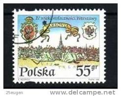 POLAND 1996 MICHEL No: 3581 USED /zx/ - 1944-.... Republik