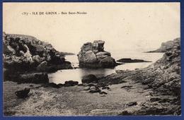 56 GROIX Baie De Saint Nicolas - Groix