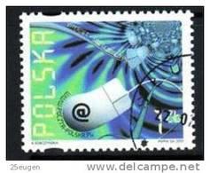 POLAND 2001 MICHEL No: 3877 USED - Gebraucht