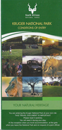 South Africa - Kruger National Park - 2010 -  Conditions Of Entry - Tickets D'entrée