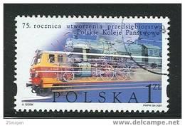 POLAND 2001 MICHEL 3920 STAMP USED /zx/ - Gebraucht